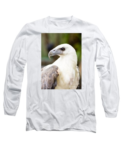 Long Sleeve T-Shirt featuring the photograph Wild Eagle by Jorgo Photography - Wall Art Gallery