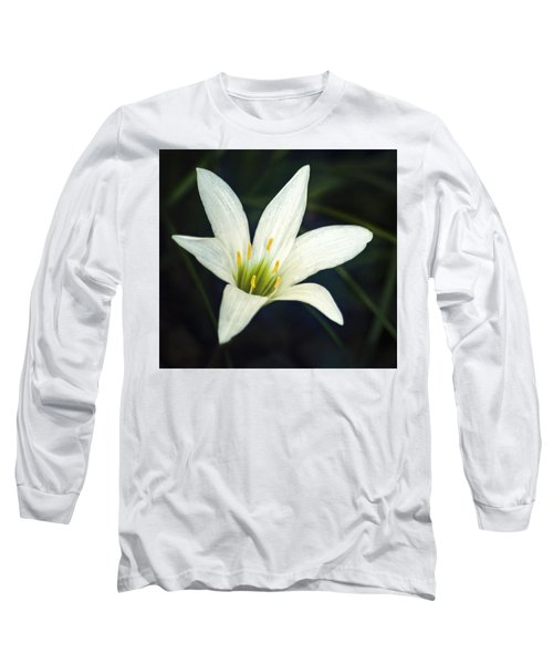 Long Sleeve T-Shirt featuring the photograph Wild Lily by Carolyn Marshall