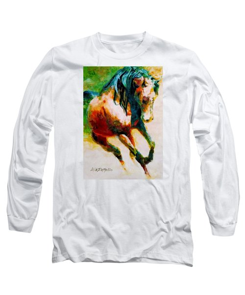 Wild No. 6 Long Sleeve T-Shirt