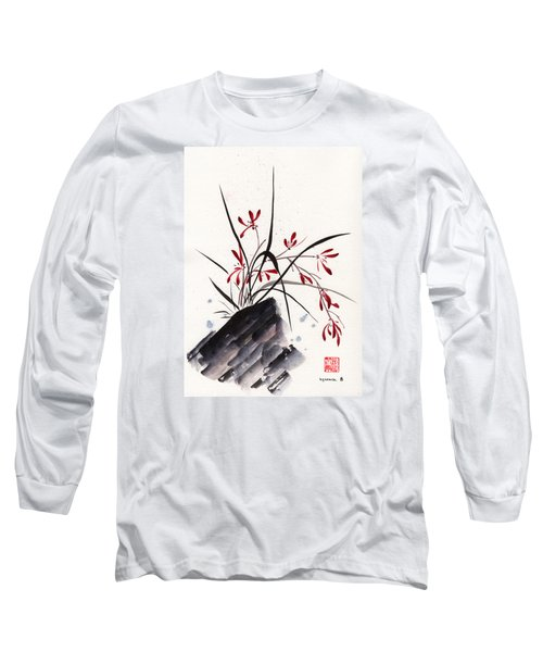Open Hearts Long Sleeve T-Shirt