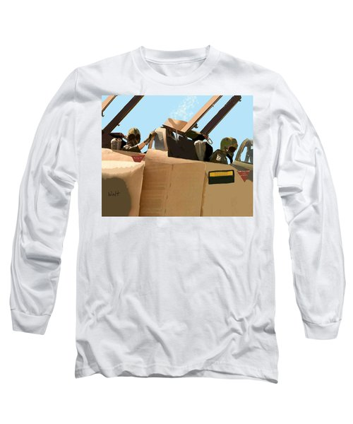 Wild Weasels Long Sleeve T-Shirt