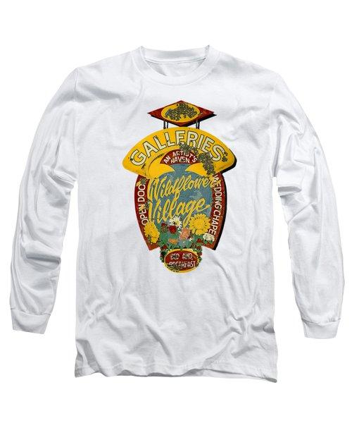 Wildflower Village Long Sleeve T-Shirt