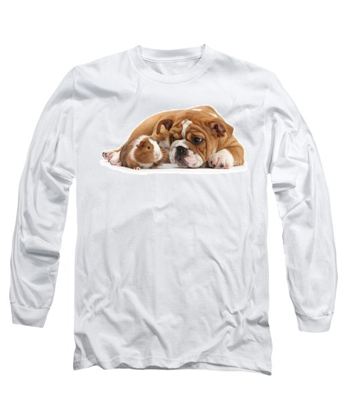 Will You Be My Friend? Long Sleeve T-Shirt