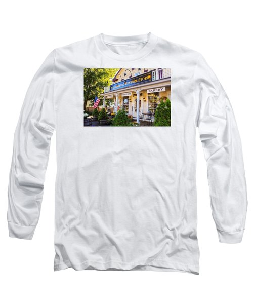 Williamsburg General Store Mass Long Sleeve T-Shirt