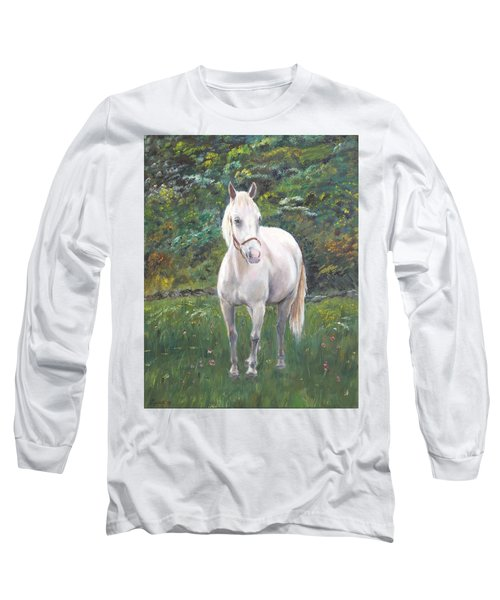 Willow Long Sleeve T-Shirt by Elizabeth Lock