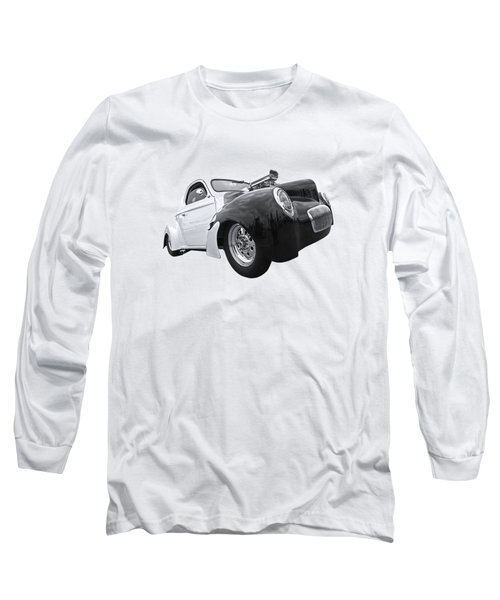 Willys Coupe 1941 Long Sleeve T-Shirt