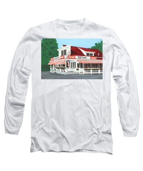 Wilson's Long Sleeve T-Shirt