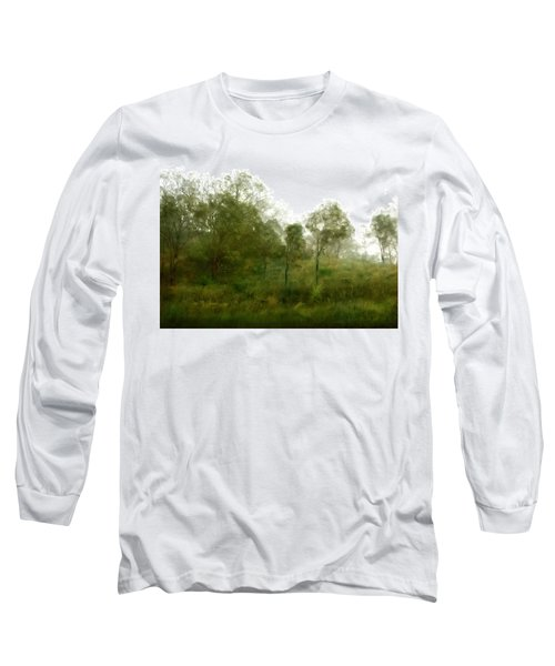Wind Storm Long Sleeve T-Shirt by Linde Townsend
