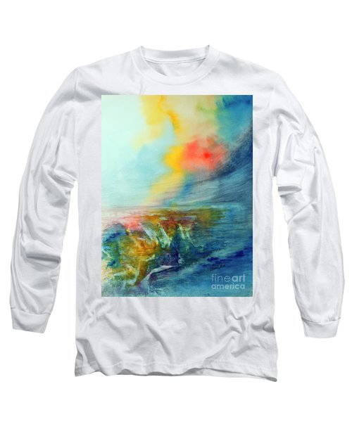 Wind Swept Long Sleeve T-Shirt