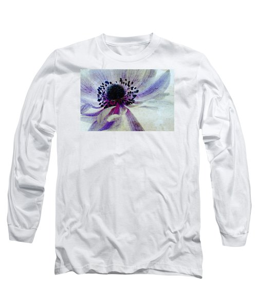 Windflower Long Sleeve T-Shirt by AugenWerk Susann Serfezi
