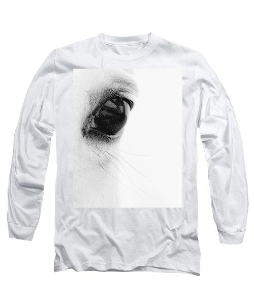 Window To The Soul Long Sleeve T-Shirt