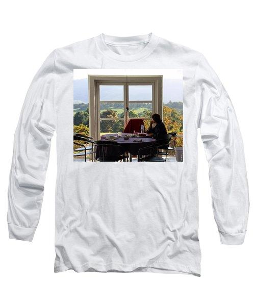 Window To The World Long Sleeve T-Shirt
