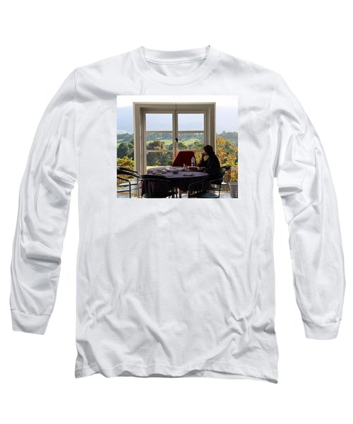 Window To The World Long Sleeve T-Shirt