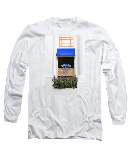 Window Trimming Long Sleeve T-Shirt