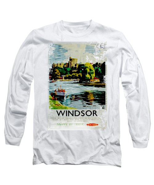 Windsor Long Sleeve T-Shirt