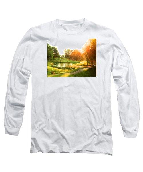 Windstone 13th Green Long Sleeve T-Shirt