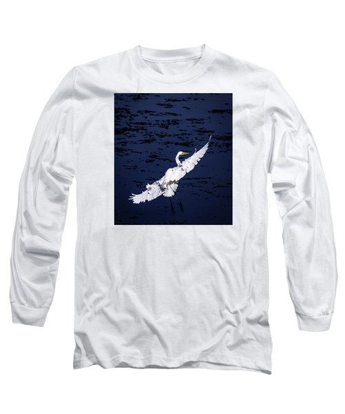 Windy Flight Long Sleeve T-Shirt