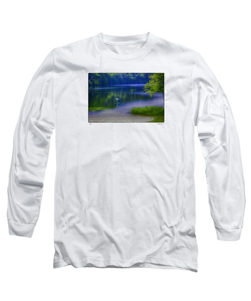 Wings Long Sleeve T-Shirt by R Thomas Berner