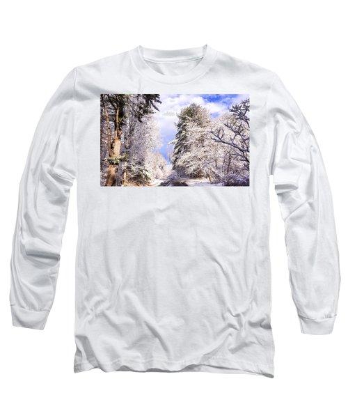 Winter Drive Long Sleeve T-Shirt