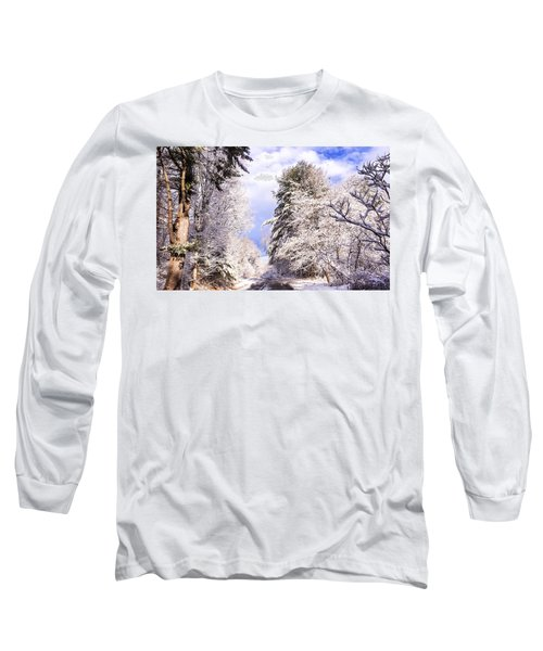 Winter Drive Long Sleeve T-Shirt