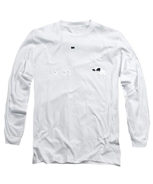 Winter, Feed Zone Long Sleeve T-Shirt