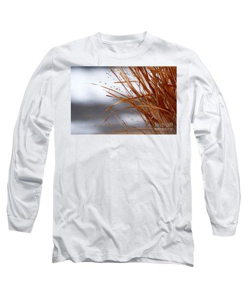 Winter Grass - 2 Long Sleeve T-Shirt