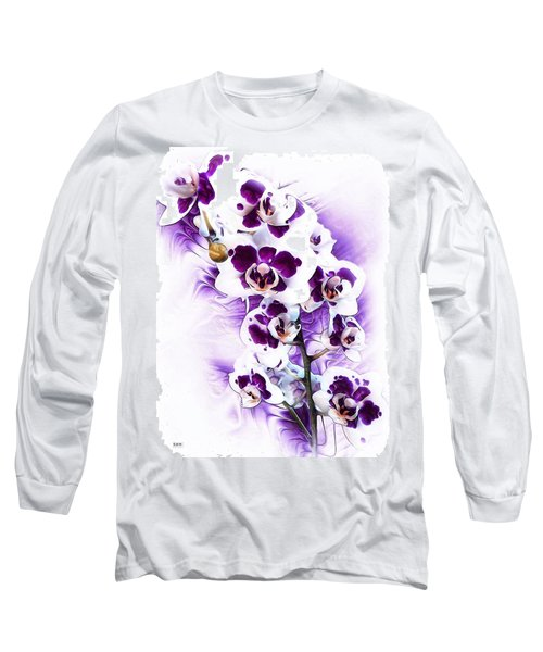 Winter Orchid Long Sleeve T-Shirt