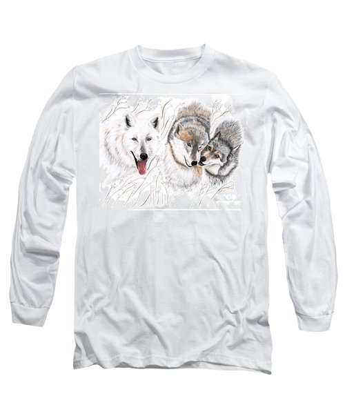 Winter Play Long Sleeve T-Shirt