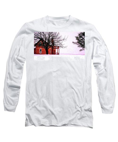 Winter Retreat Long Sleeve T-Shirt