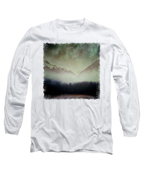 Winter Shade Long Sleeve T-Shirt