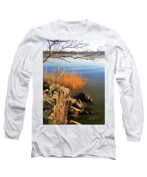 Winter Water Long Sleeve T-Shirt