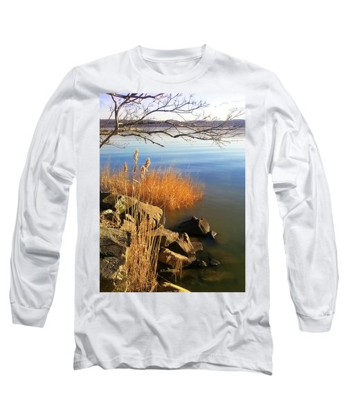 Winter Water Long Sleeve T-Shirt