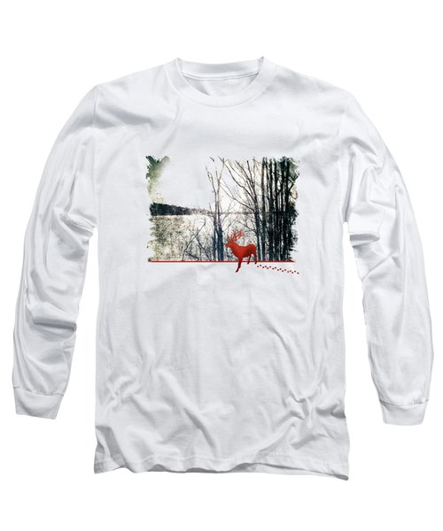 Winters Afternoon Long Sleeve T-Shirt