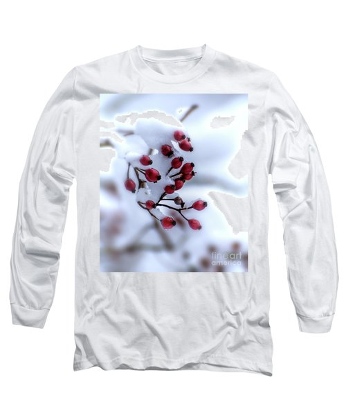 Winter's Color Long Sleeve T-Shirt
