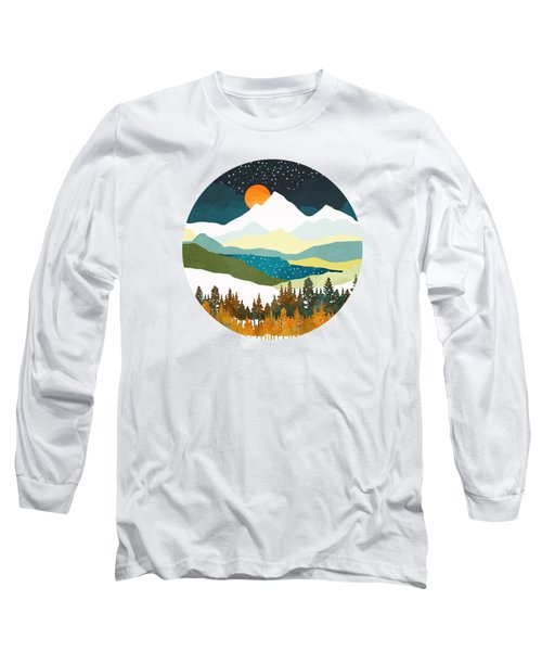 Winters Night Long Sleeve T-Shirt