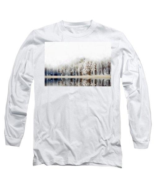 Winterscape  Long Sleeve T-Shirt