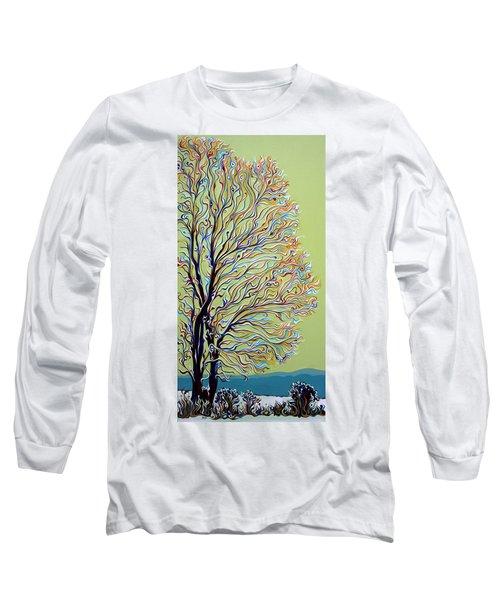 Wintertainment Tree Long Sleeve T-Shirt