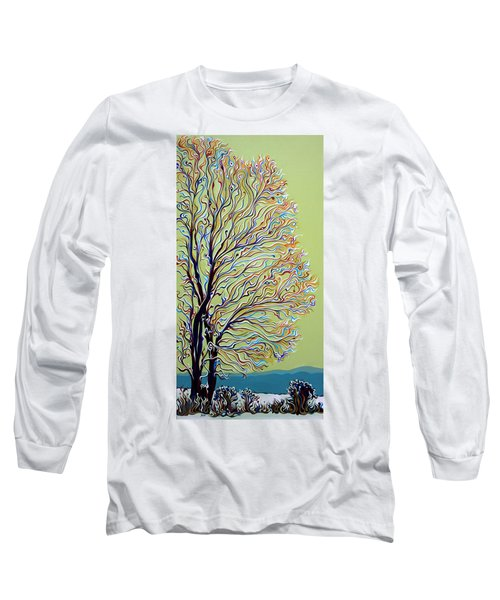 Wintertainment Tree Long Sleeve T-Shirt