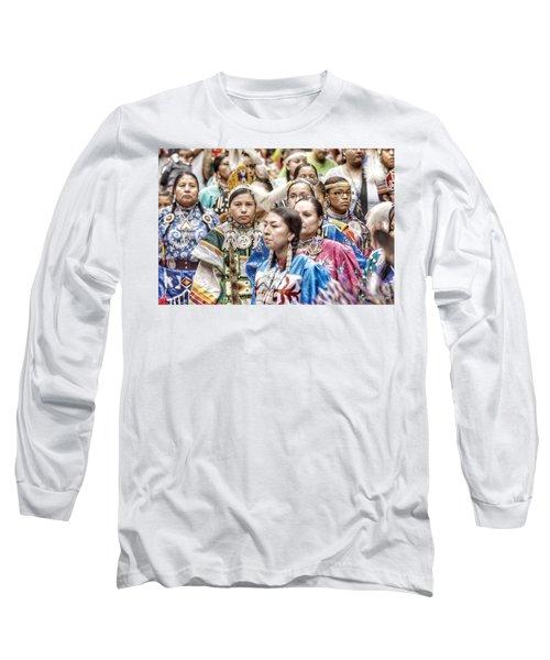 Winyan Strength Long Sleeve T-Shirt
