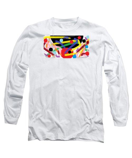Wish - 22 Long Sleeve T-Shirt by Mirfarhad Moghimi