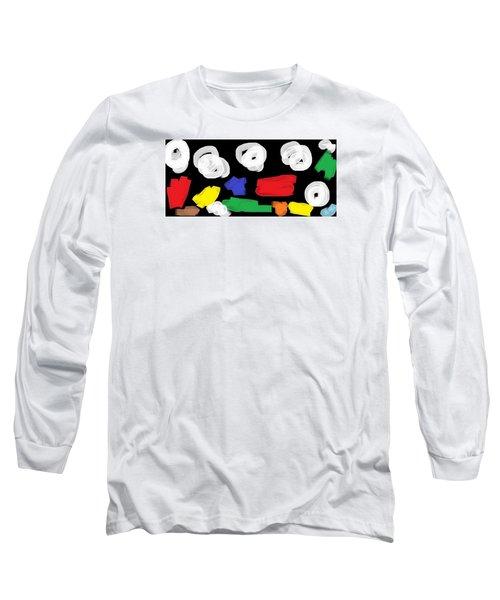 Wish - 33 Long Sleeve T-Shirt by Mirfarhad Moghimi