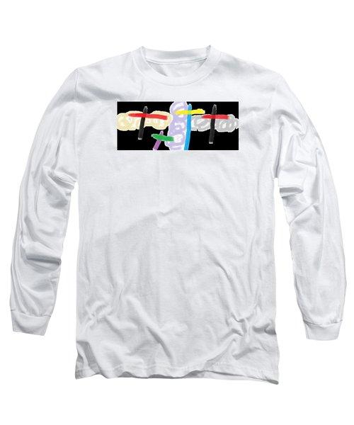 Wish - 55 Long Sleeve T-Shirt by Mirfarhad Moghimi