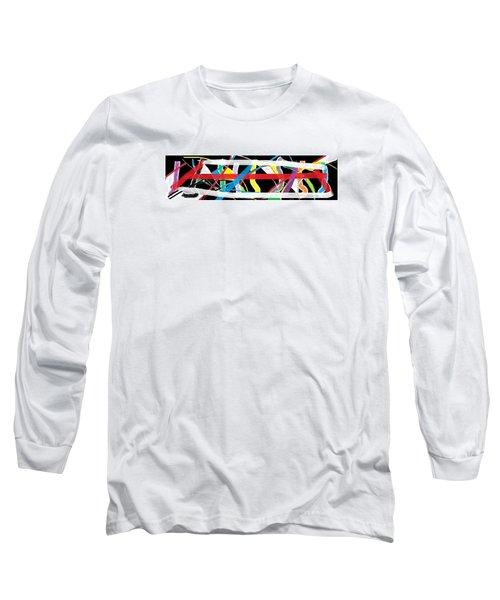 Wish - 61 Long Sleeve T-Shirt by Mirfarhad Moghimi