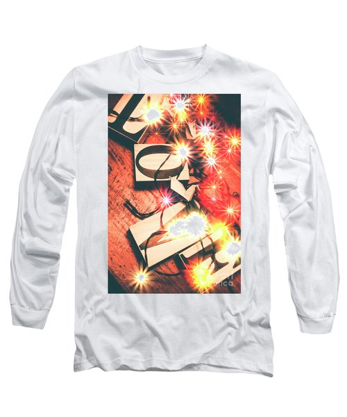 With Love And Lights Long Sleeve T-Shirt