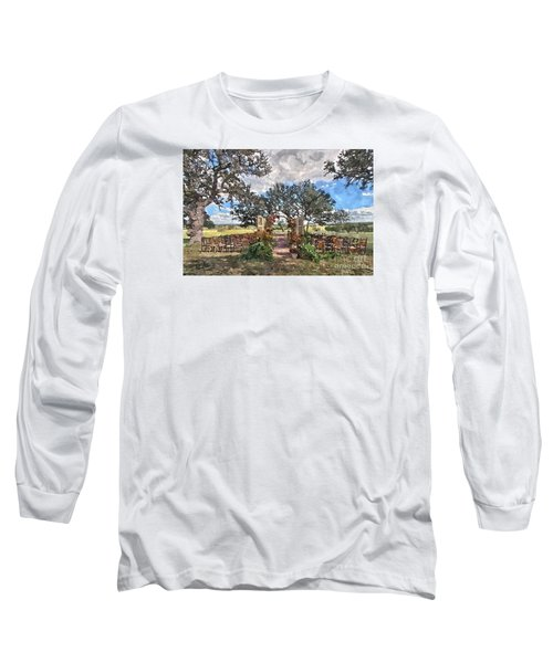 With This Ring... Long Sleeve T-Shirt