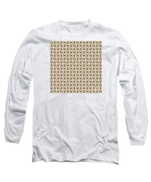 Woman Image Ten Long Sleeve T-Shirt by Jack Dillhunt