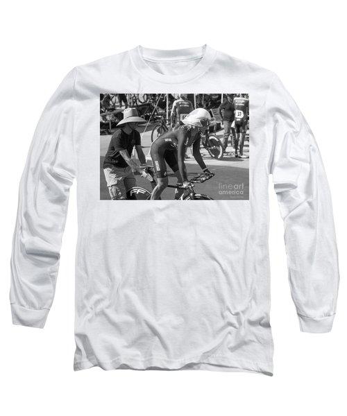 Women's Individual Pursuit Long Sleeve T-Shirt
