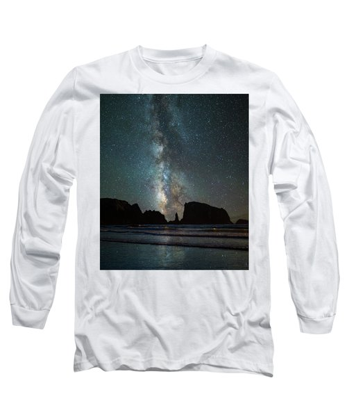 Long Sleeve T-Shirt featuring the photograph Wonders Of The Night by Darren White