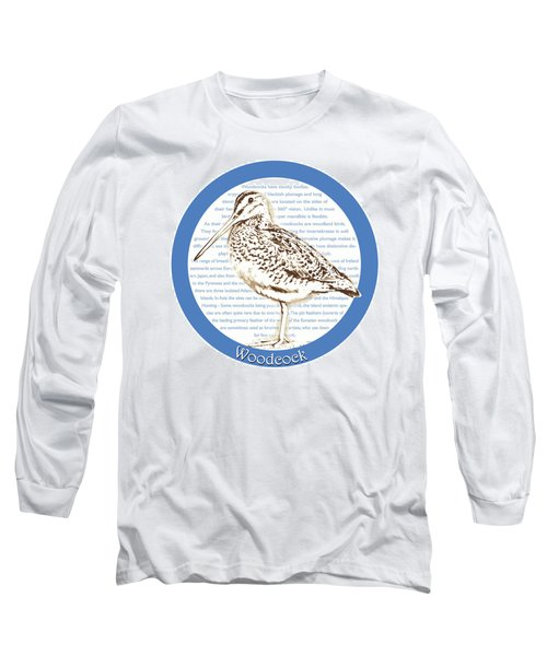 Woodcock Long Sleeve T-Shirt