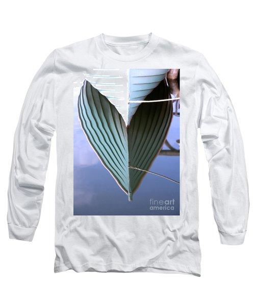 Wooden Boat Long Sleeve T-Shirt